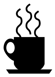 Ah, a delicious cup o' java!